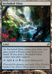 Secluded Glen - Lorwyn