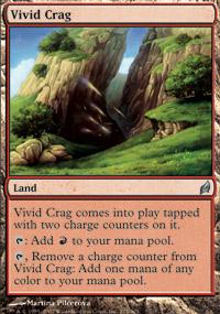 Vivid Crag - Lorwyn
