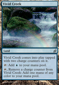 Vivid Creek - Lorwyn
