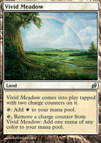Vivid Meadow - Lorwyn