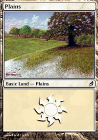 Plains 2 - Lorwyn