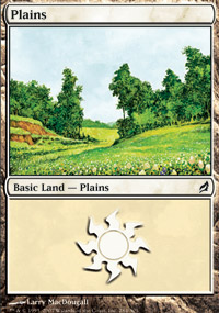 Plains 3 - Lorwyn