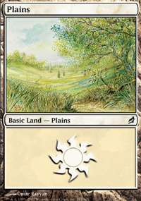 Plains 4 - Lorwyn