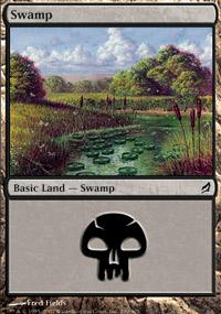 Swamp 1 - Lorwyn