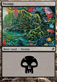 Swamp 2 - Lorwyn