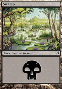Swamp 4 - Lorwyn