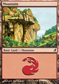 Mountain 1 - Lorwyn