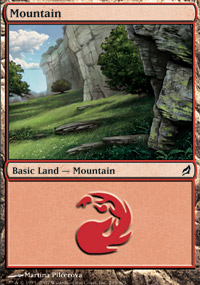Mountain 2 - Lorwyn