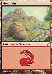 Mountain 4 - Lorwyn