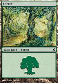 Forest 1 - Lorwyn