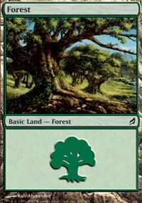 Forest 2 - Lorwyn