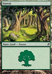 Forest 3 - Lorwyn