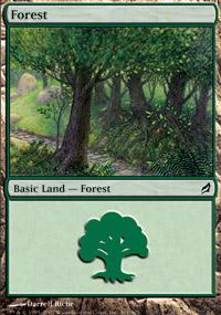 Forest 4 - Lorwyn