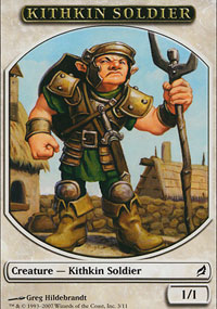 Kithkin Soldier - Lorwyn