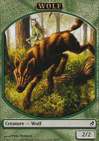 Wolf - Lorwyn