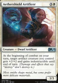 [Aether Shield's Artifice] - Magic 2019