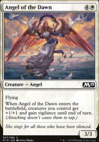 Angel of the Dawn - Magic 2019