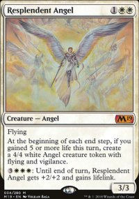 Resplendent Angel - Magic 2019