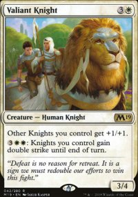 Valiant Knight - Magic 2019