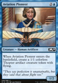 Aviation Pioneer - Magic 2019