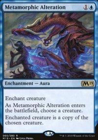 Metamorphic Alteration -