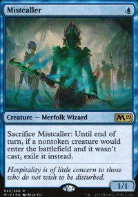 Mistcaller - Magic 2019