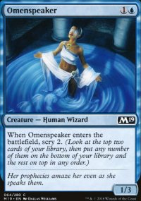 Omenspeaker - Magic 2019
