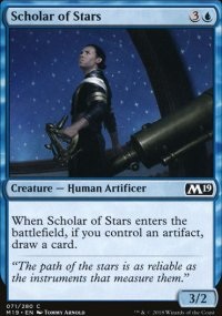 Scholar of Stars - Magic 2019