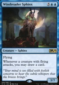 Windreader Sphinx - Magic 2019