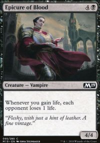 Epicure of Blood -