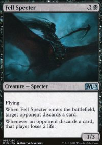 Fell Specter - Magic 2019