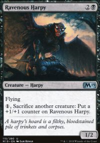 Ravenous Harpy - Magic 2019