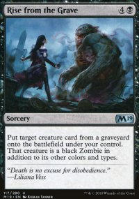 Rise from the Grave - Magic 2019