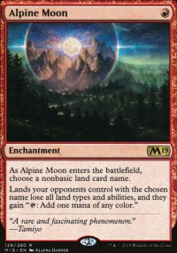 Alpine Moon - Magic 2019