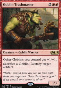Goblin Trashmaster - Magic 2019