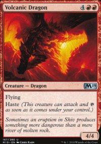 Volcanic Dragon -