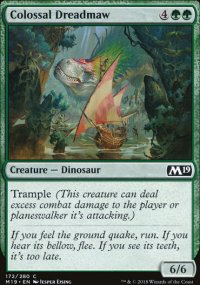 Colossal Dreadmaw - Magic 2019