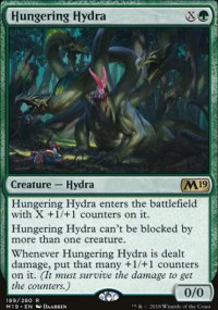 Hungering Hydra - Magic 2019
