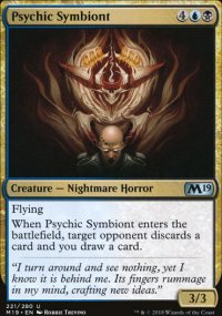 Psychic Symbiont - Magic 2019