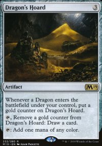 Dragon's Hoard - Magic 2019