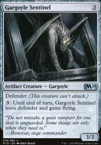 Gargoyle Sentinel - Magic 2019