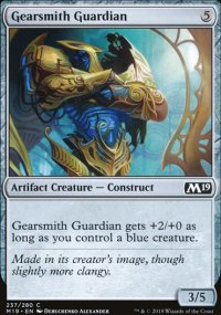 Gearsmith Guardian - Magic 2019