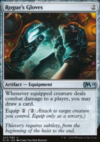 Rogue's Gloves -