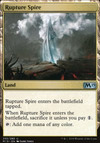 Rupture Spire - Magic 2019