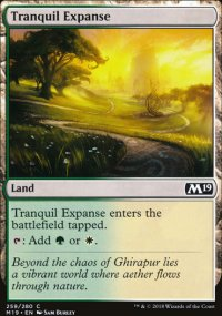 Tranquil Expanse -