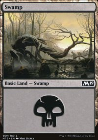 Swamp 1 - Magic 2019