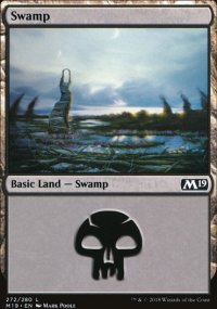 Swamp 4 - Magic 2019