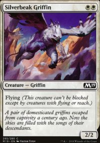 Silverbeak Griffin - Magic 2019
