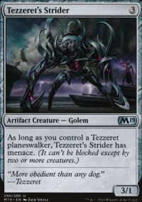 Tezzeret's Strider - Magic 2019