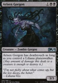 Arisen Gorgon - Magic 2019